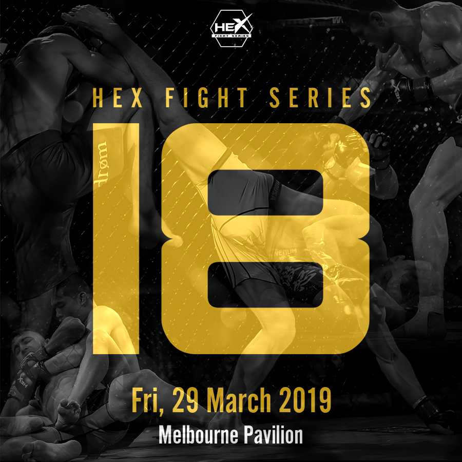 Hex Fight Series 18