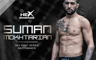 HEX Fight Series Welcomes New Matchmaker